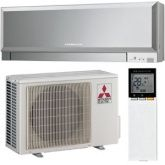 Mitsubishi Electric MSZ-EF25VES/MUZ-EF25VE (серебристый)
